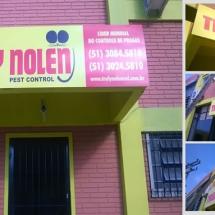 Fachadas - Truly Nolen - Canoas - RS
