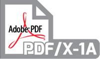Como gerar um arquivo PDF/X-1A